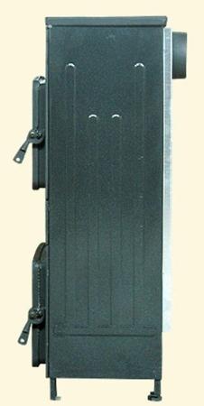 12528455 Piec kominkowy Wamsler 8kW Kamino Classic 8 (bez szyby)