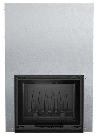 DOSTAWA GRATIS! 30040898 Wkład kominkowy 8kW Maja Gilotyna (szyba prosta podnoszona do góry) - spełnia anty-smogowy EkoProjekt