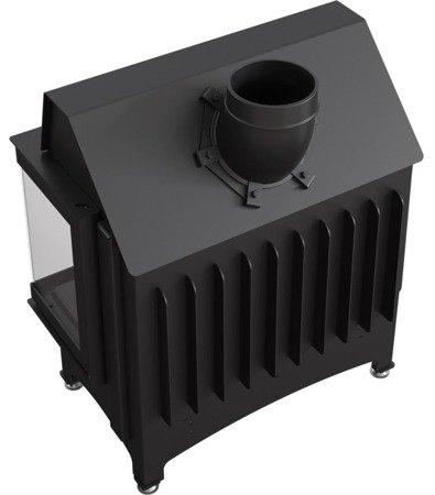 DOSTAWA GRATIS! 30040936 Wkład kominkowy 11kW Zibi BS (prawa boczna szyba bez szprosa) - spełnia anty-smogowy EkoProjekt