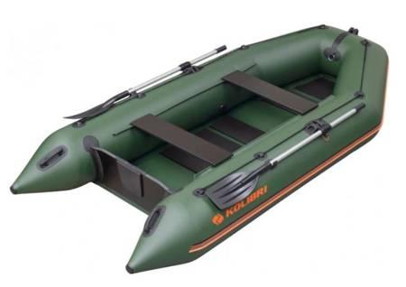 KOLAG Ponton turystyczno-wędkarski, 2 osób (dopuszczalne obciążenie: 351 kg, wymiary: 280x148 cm) 22678136