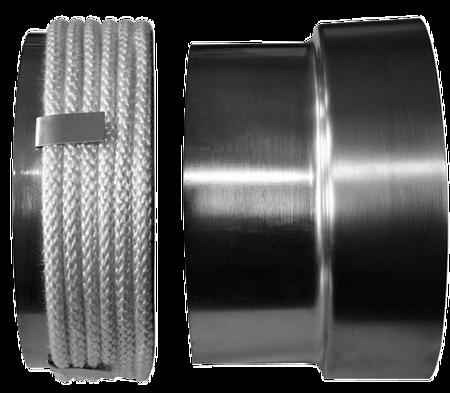 KONS Przejście rura stalowa - komin ceramiczny fi 220 30054499