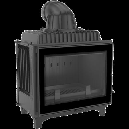 KONS Wkład kominkowy 12kW Franek (szyba prosta) - spełnia anty-smogowy EkoProjekt 30046769