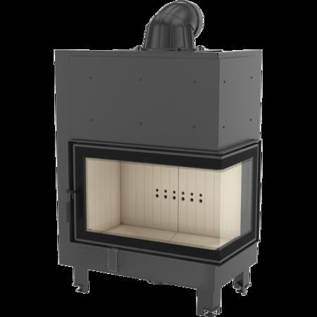 KONS Wkład kominkowy 15kW MBO BS (prawa boczna szyba bez szprosa) - spełnia anty-smogowy EkoProjekt 30046764