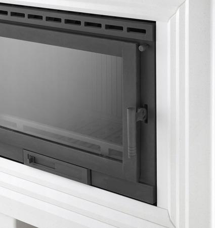 Piec wolnostojący 13kW (kolor: biały) - spełnia anty-smogowy EkoProjekt 99672767