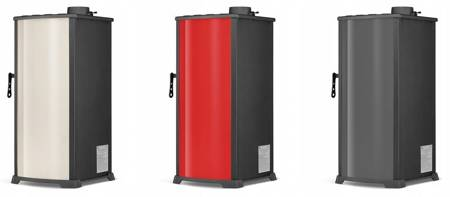 Piec wolnostojący 7,5-12kW (kolor: beż, wylot spalin: 120mm) - spełnia anty-smogowy EkoProjekt 99672871