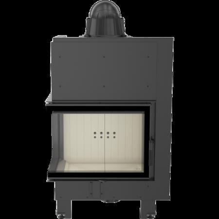 Wkład kominkowy 13kW MBZ BS (lewa boczna szyba bez szprosa) - spełnia anty-smogowy EkoProjekt 30046777