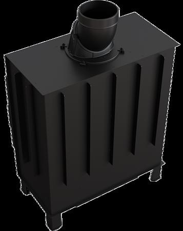 Wkład kominkowy 14kW LUCY 14 (szyba prosta) - spełnia anty-smogowy EkoProjekt 30054020